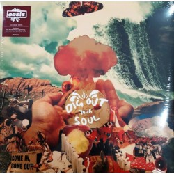 Oasis ‎– Dig Out Your Soul - Double LP Vinyl Album