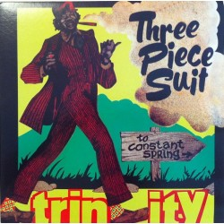 Trinity - Three Piece Suit - LP Vinyl Album