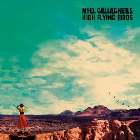 Noel Gallagher's High Flying Birds – Who Built The Moon? - LP Vinyl Album