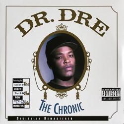 Dr. Dre – The Chronic - Double LP Vinyl Album - Gangsta