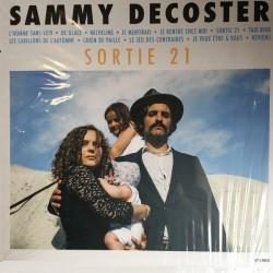 Sammy Decoster – Sortie 21 - LP Vinyl Album + Free MP3