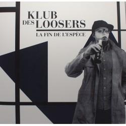 Klub des Loosers – La Fin De L'Espèce- LP Vinyl Album