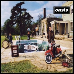 Oasis ‎– Be Here Now - Double LP Vinyl Album + Free MP3
