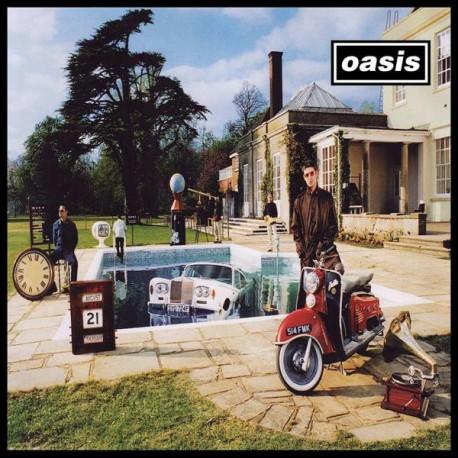 Oasis – Be Here Now - Double LP Vinyl Album + Free MP3