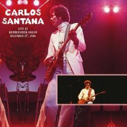 Carlos Santana – Live At Hammersmith Odeon December 15th, 1976 - LP Vinyl Album