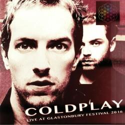 Coldplay - Live At Glastonbury Festival 2016 - Double LP Vinyl Album