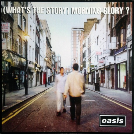 Oasis - What's The Story - Morning Glory? - Double LP Vinyl Album