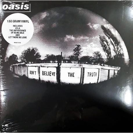 Oasis - Don't Believe The Truth - LP Vinyl Album