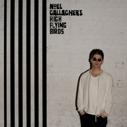 Noel Gallagher's High Flying Birds ‎– Chasing Yesterday - LP Vinyl Album