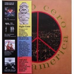 Siglo Cero – Latinoamérica - LP Vinyl Album