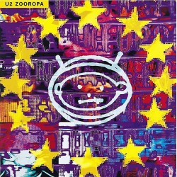 U2 ‎– Zooropa - LP Vinyl Album Picture Dsc Edition