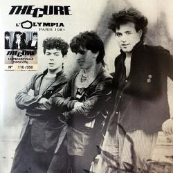 The Cure – L'Olympia - Paris 1981 - LP Vinyl Album Coloured