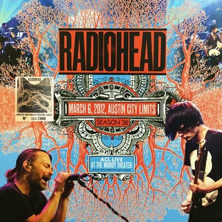 Radiohead – Austin City Limits 2012 - LP Vinyl Album Coloured Limited