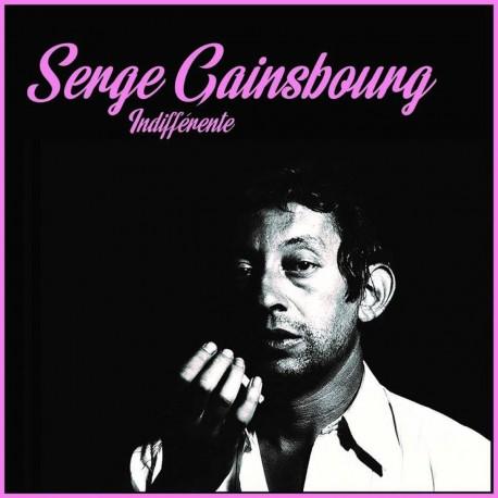 Serge Gainsbourg – Indifférente - LP Vinyl Album