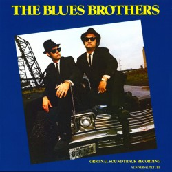 The Blues Brothers ‎– The Blues Brothers - LP Vinyl Album Italy