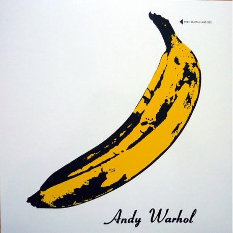 The Velvet Underground & Nico - Banana Peeling Cover - LP Vinyl Album Gatefold