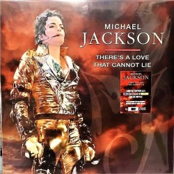 Michael Jackson ‎– There's A Love That Cannot Lie - Triple LP Vinyl Coloured Numbered