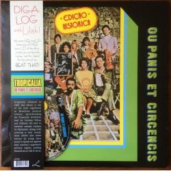 Tropicália Ou Panis Et Circensis - LP Vinyl Album + CD