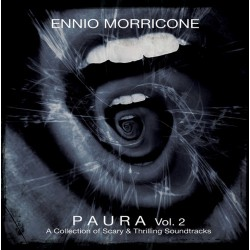 Ennio Morricone ‎– Paura Vol. 2 - LP Vinyl Album Limited Edition Coloured