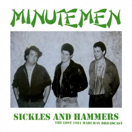 Minutemen – Sickles And Hammers -LP Vinyl Album