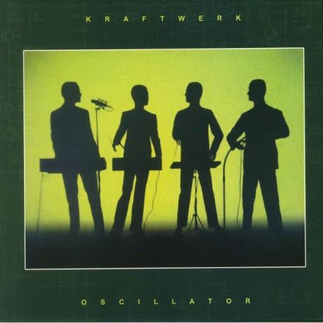 Kraftwerk – Oscillator - LP Vinyl Album Coloured