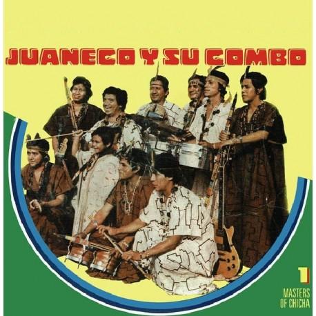 Juaneco Y Su Combo – Masters Of Chicha Vol. 1 - LP Vinyl Album