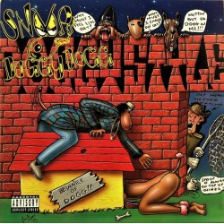 Snoop Doggy Dogg ‎– Doggystyle - Double LP Vinyl Album