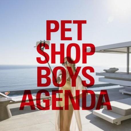 Pet Shop Boys - Agenda - Maxi Vinyl 12 inches EP