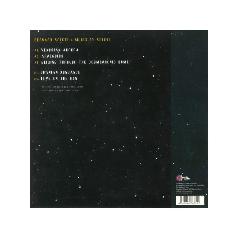 Vinyl Bernard Xolotl Music By Xolotl Album Lp 7 Inches