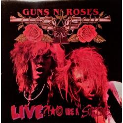 Guns N' Roses – Live?!*@ Like A Suicide - LP Vinyl Album Coloured