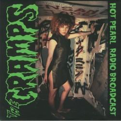 The Cramps – Hot Pearl Radio Broadcast - LP Vinyl Album