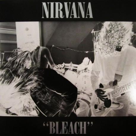 Nirvana – Bleach - LP Vinyl Album