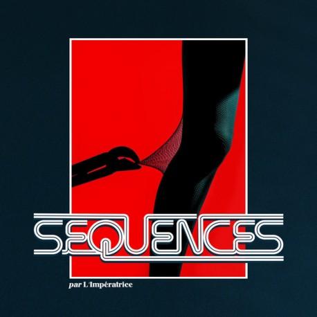 L'impératrice – Séquences - Maxi Vinyl 12 inches Coloured Red