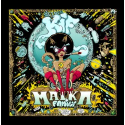 Malka Family – Le Retour Du Kif - LP Vinyl Album + Free MP3
