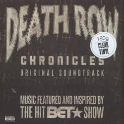 Death Row Chronicles - Original Soundtrack - Double LP Vinyl Album Coloured Clear - Compilation