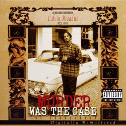 Murder Was The Case - The Soundtrack - Double LP Vinyl Album Compilation