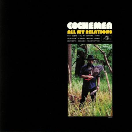 Cochemea – All My Relations - LP Vinyl Album