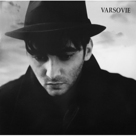 Saez ‎– Varsovie - LP Vinyl Album