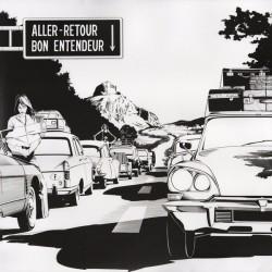 Bon Entendeur – Aller - Retour - Double LP Vinyl Album - Electro Music
