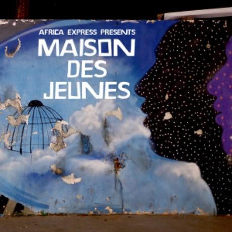Africa Express – Africa Express Presents Maison Des Jeunes - Double LP Vinyl Album