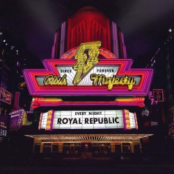 Royal Republic ‎– Club Majesty - LP Vinyl Album
