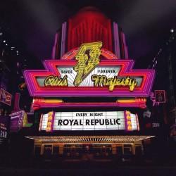 Royal Republic – Club Majesty - LP Vinyl Album
