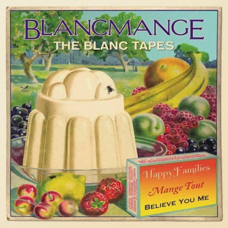 Blancmange – The Blanc Tapes - Boxset Vinyl LP Collector