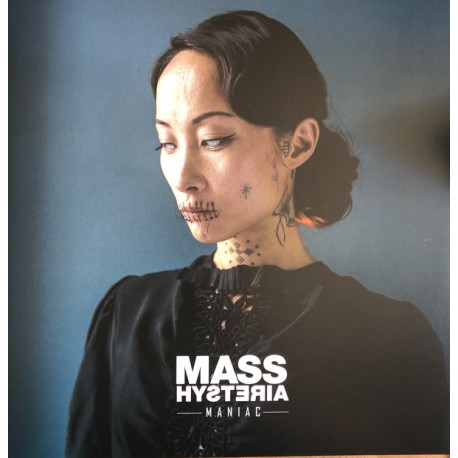 Mass Hysteria – Maniac - LP Vinyl Album