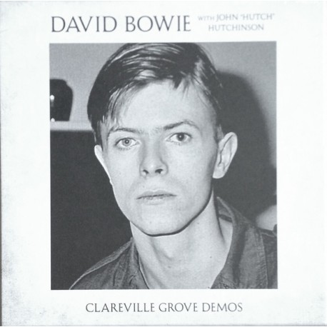 David Bowie With John 'Hutch' Hutchinson ‎– Clareville Grove Demos - Boxset Vinyl 7 inches Collector