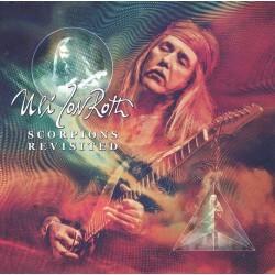 Uli Jon Roth – Scorpions Revisited - 4 LP Vinyls Gatefold