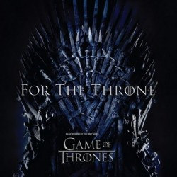 For The Throne - HBO - Ramin Djawadi - Double LP Vinyl Album - Compilation