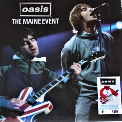 Oasis ‎– The Maine Event - Double LP Vinyl Album - Coloured - Numbered