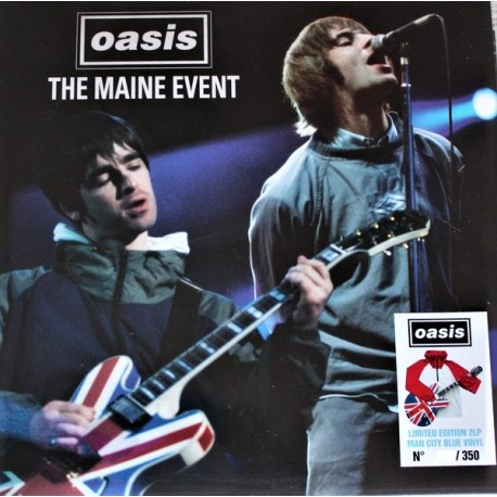 Oasis – The Maine Event - Double LP Vinyl Album - Coloured - Numbered