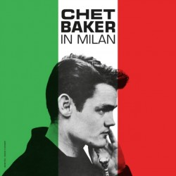 Chet Baker - In Milan - LP Vinyl Album